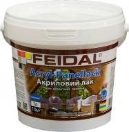 Лак Acryl-Panellack Feidal глянець 1 л прозорий