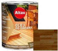 Масло для древесины Altax тик полумат 0,75 л