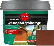 Импрегнат для садовой архитектуры Altax махонь мат 5 л