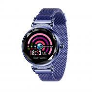 Смарт-часы Lemfo H2 с измерением давления Синий (ftlemh2ble)
