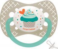 Пустушка симетрична Canpol Babies Cupcake 23/283_grey