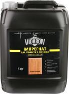 Пропитка (антисептик) Vidaron для конструкционной древесины концентрат 1:9 не создает пленку коричневый 5 кг