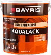 Лак панельний Aqualack Bayris глянець 2,5 л