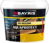 Лак фасадний Aquaprotect Bayris шовковистий глянець 5 л