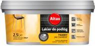 Лак паркетний Altax напівмат 2,5 л вибілений