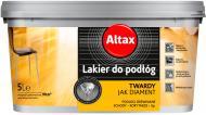 Лак паркетний Altax напівмат 5 л прозорий