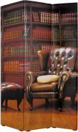Ширма Теамо Библиотека 115х175 см