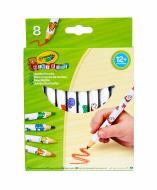 Олівці кольорові 8 шт./уп. Crayola