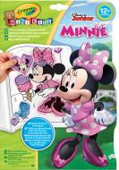 Набір для малювання Mini Kids зі стикерами Minnie Mouse Crayola