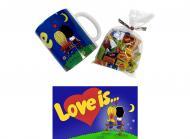 Подарочный набор HMD Love is Синий 437-18425220