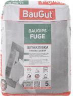 Шпаклевка BauGut BauGips Fuge для швов 5 кг