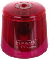Точилка механическая для карандашей фиолетовая Nota Bene