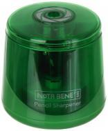 Чинка механічна для олівців зелена Nota Bene
