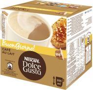Кава мелена Nescafe Dolce Gusto Cafe Au Lait 16 шт. 160 г (7613033174667)