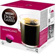 Кава мелена Nescafe Dolce Gusto Americano 16 шт. 160 г (7613032743352)