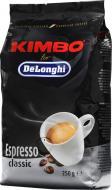 Кава в зернах Kimbo DeLonghi Espresso Classic 250 г (8002200109219)