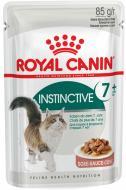 Корм Royal Canin Instinctive +7 у соусі 85 г