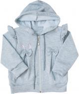 Куртка детская для девочки GABBI р.86 серый KR-10-18
