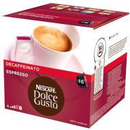 Кава мелена Nescafe Dolce Gusto Espresso Decaffeinato 112 г (7613031525546)