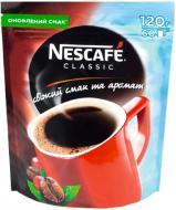 Кава розчинна Nescafe Classic 120 г (7613035585867)