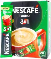 Кавовий напій Nescafe 3 в 1 Turbo 16 г (4823000918139)