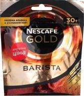 Кава розчинна Nescafe Gold Barista 30 г (7613035735408)