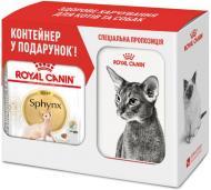 Корм Royal Canin Sphynx Adult 2 кг + контейнер для зберігання корму