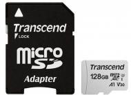 Карта пам'яті Transcend microSDXC 128 ГБ Class 10UHS-I Class 3 (U3) (TS128GUSD300S-A)