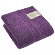 Полотенце махровое Aqua Fiber Premium 70x140 см фиолетовый IDEIA
