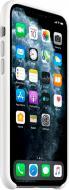 Чохол Apple силіконовий для Apple iPhone 11 white (MWVX2ZM/A)