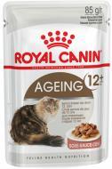 Корм Royal Canin Ageing +12 у соусі 85 г