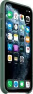 Чохол Apple силіконовий для Apple iPhone 11 Pro Max green (MX012ZM/A)