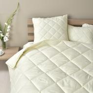 Ковдра зимова Comfort Standart молочна 140x210 см IDEIA
