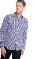 Рубашка BigStar TERRELL 141579490 р. S темно-синий