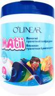 Туалетний папір вологий O'Linear Matii дитячий 120 лист./рулон 1 шт.
