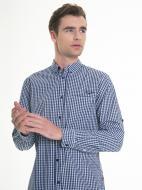 Рубашка BigStar VIK 141599490 р. 3XL темно-синий