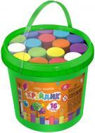 Набір крейди Nota Bene ART Крейдик банка 16 кольорів (12)