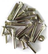 Болт стяжний декоративний міжсекційний М4 100 шт./уп. хром DC