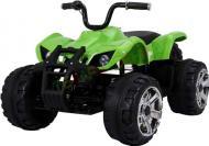 Квадроцикл DT акумуляторний з музичними і світловими ефектами зелений K1954