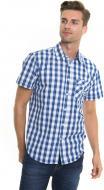 Рубашка BigStar LIBUSE 141656469 р. M темно-синий