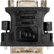 УЦІНКА! Перехідник PowerPlant DVI-D - VGA ЧОРНИЙ CA910298 (УЦ №32)