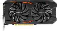 Відеокарта GeForce GTX 1050 TI Windforce OC 4GB 128bit GDDR5 (GV-N105TWF2OC-4GD)
