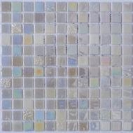 Плитка AquaMo Мозаїка MX25-3/01 Cristal White 31,7x31,7