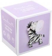 Серветки паперові у коробці Bambinelli (куб) 80 шт.