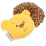 Подушка IDEIA грелка 11х10 см Мишка с семенами льна желтый 8000030044