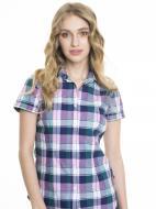 Рубашка BigStar PHYLLIDA 145626428 р. S синий