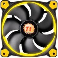 Корпусний кулер Thermaltake Riing 12 Yellow LED (CL-F038-PL12YL-A)
