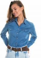 Рубашка BigStar ELORA 145715305 р. XS голубой
