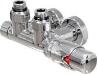Комплект термостатичний кутовий Mario 50 мм