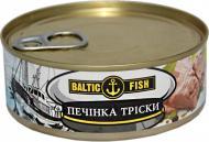 Консерва Baltic fish Печінка тріски 240 г